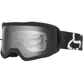 Fox Main II Race Brille Jugend black/clear